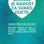 Bajramski Paketici 2017
